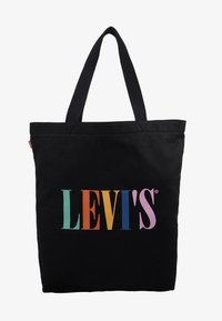 Levi's® - SERIF LEVI'S® MULTI - Bolso shopping - regular black