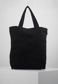 Levi's® - SERIF LEVI'S® MULTI - Tote bag - regular black - 2