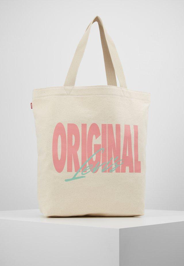 ORIGINAL LEVI'S - Shoppingväska - ecru