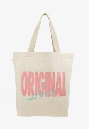 ORIGINAL LEVI'S - Shopper - ecru