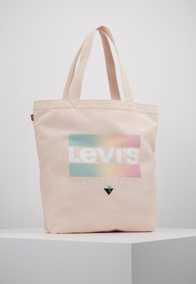 NEW OLYMPIC - Shopping Bag - light pink