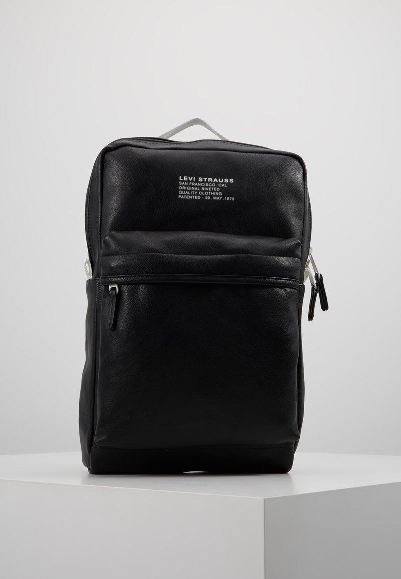 Levi's® - PACK MINI VEGAN - Reppu - regular black