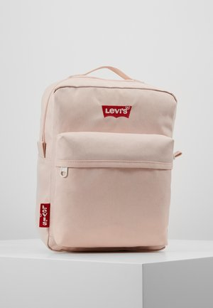 THE LEVI'S® L PACK BABY - 600D - Rucksack - light pink