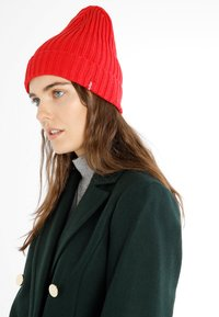 Levi's® - RIBBED BEANIE - Beanie - brilliant red - 3
