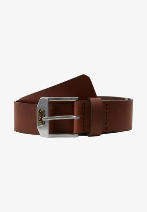 NEW LEGEND - Pásek - brown