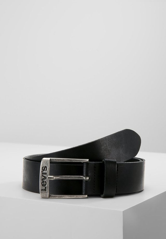 NEW DUNCAN - Ceinture - regular black