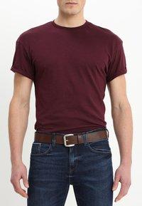 Levi's® - LINDEN - Cintura - dark brown - 1