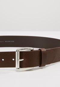 Levi's® - LINDEN - Cintura - dark brown - 3
