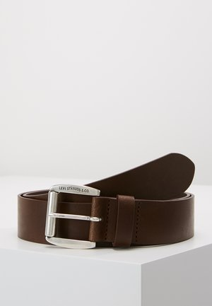 LINDEN - Belte - dark brown