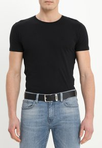Levi's® - NEW ASHLAND - Ceinture - regular black - 1