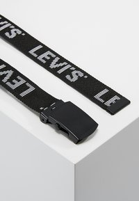 Levi's® - TICKFAW - Vyö - regular black - 2