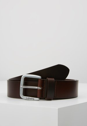 SOCO BELT - Belt - dark brown