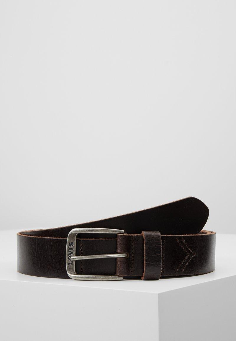 Levi's® - ALTURAS PLUS - Pasek - dark brown