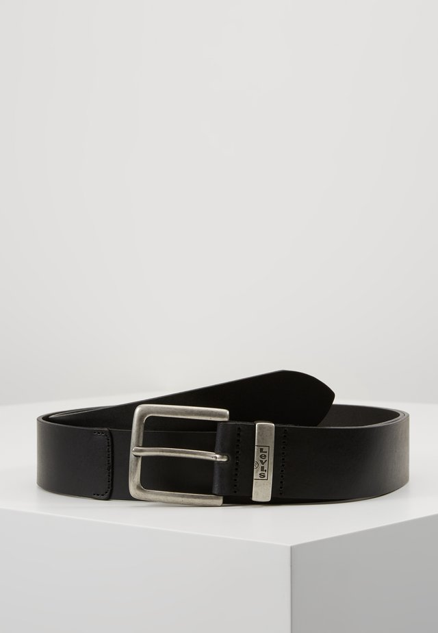 NEW ALBERT PLUS - Skärp - regular black