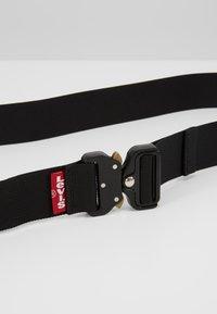 Levi's® - MILTECH BELT - Belte - black - 5