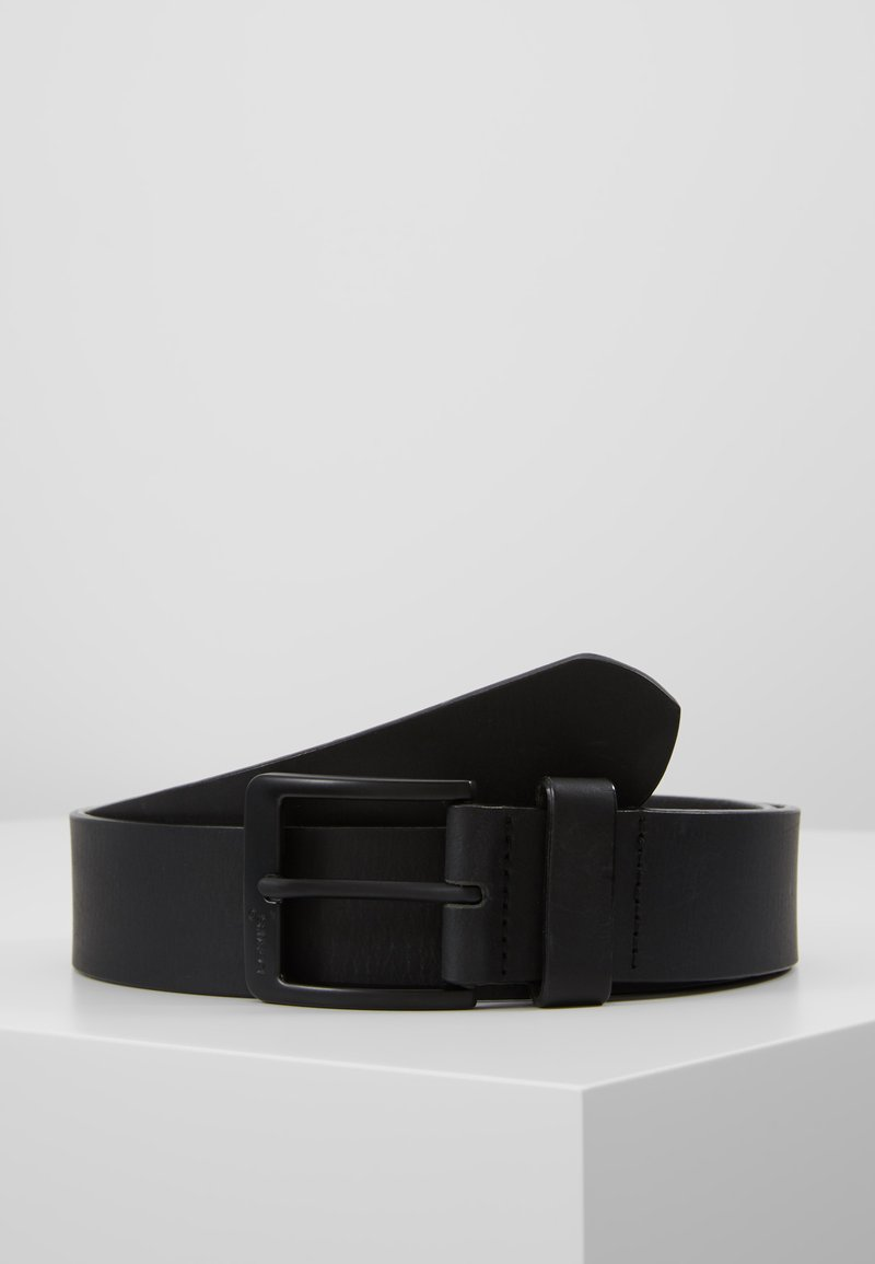 Levi's® - CUTTS BELT - Bælter - regular black