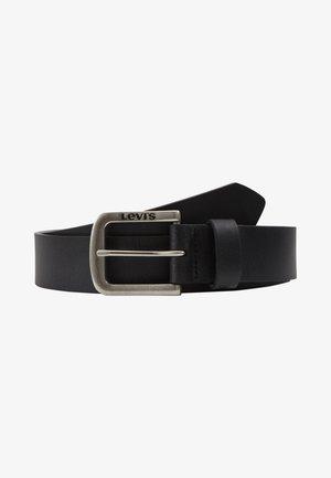 SEINE - Belt - regular black