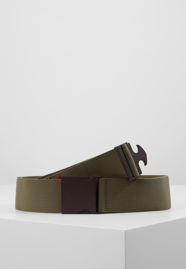 CLIP BELT - Cintura - light green