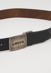 Levi's® - REVERSIBLE BELT - Pásek - regular black - 2