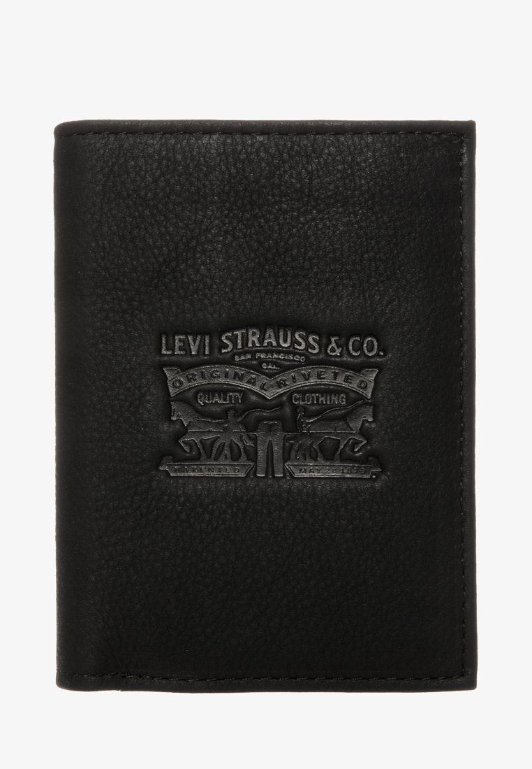 Levi's® - VINTAGE TWO HORSE - Portemonnee - regular black
