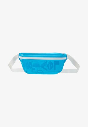 BANANA SLING CLEAR COLOR - Gürteltasche - regular blue