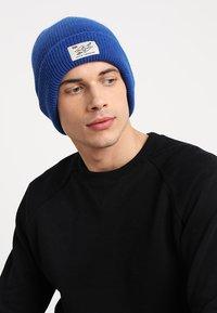 Levi's® - BEANIE - Bonnet - royal blue - 1