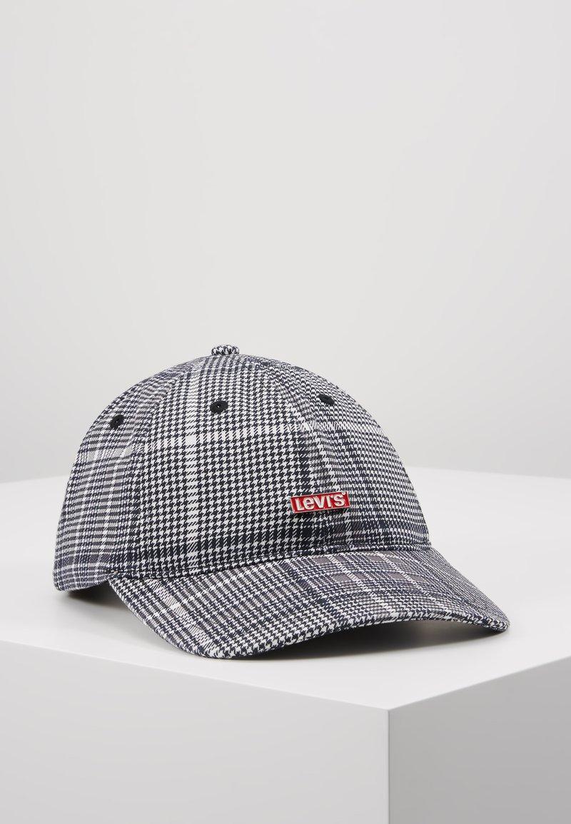 Levi's® - PLAID HAT - Kšiltovka - dark grey