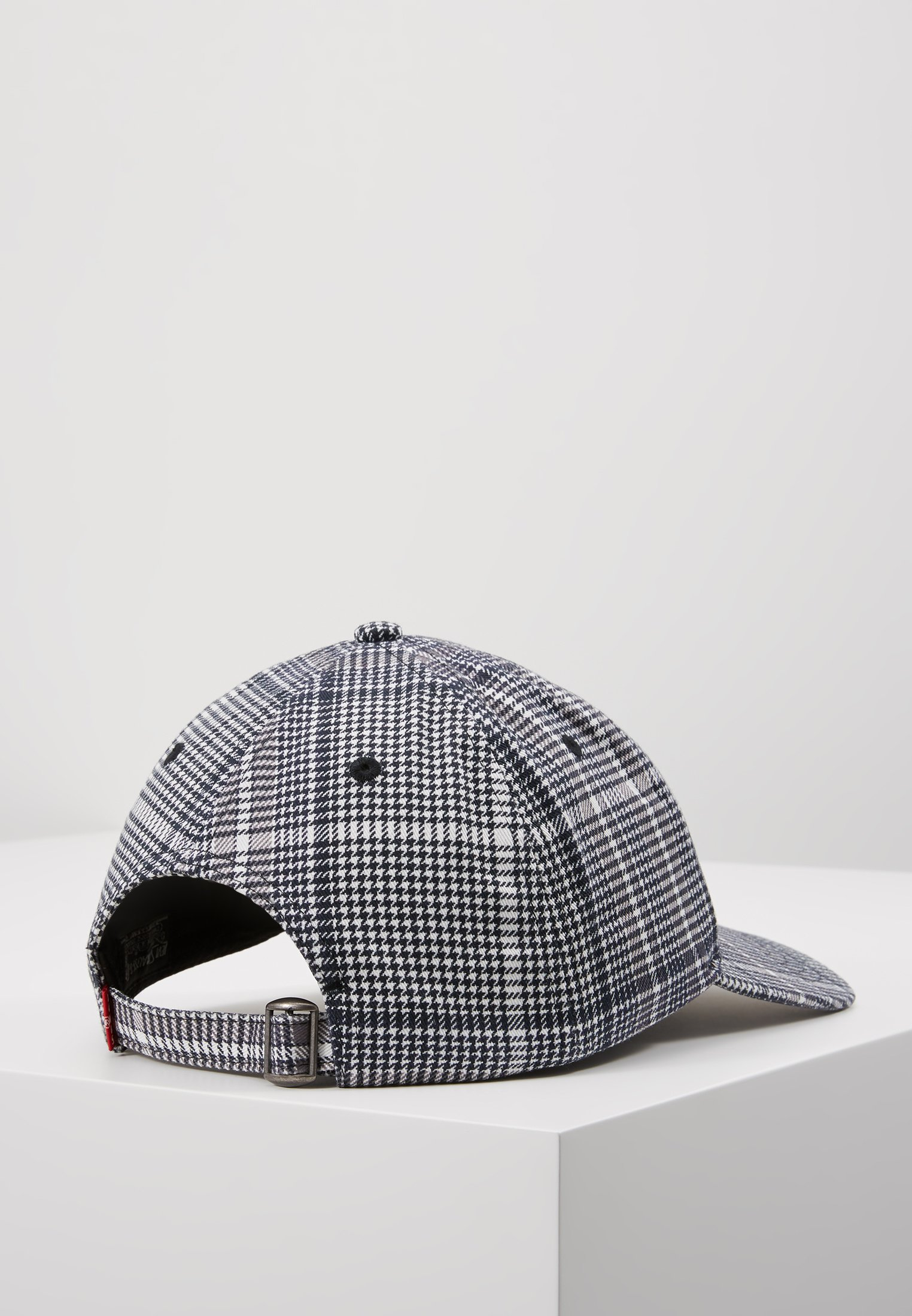 Plaid Levi's® Dark HatCasquette Levi's® Plaid Dark Grey HatCasquette wn08mN
