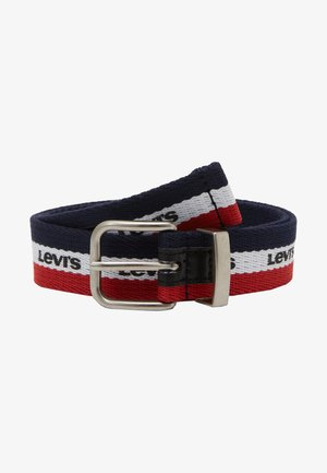 BATWING BUCKLE BELT - Cintura - dress blues