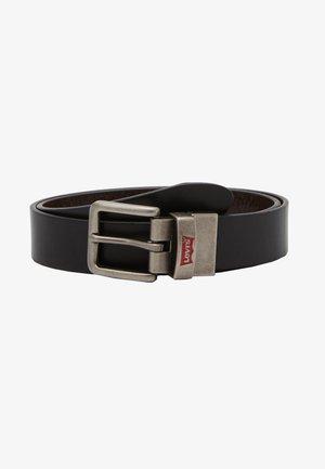 BATWING BUCKLE BELT - Belt - black