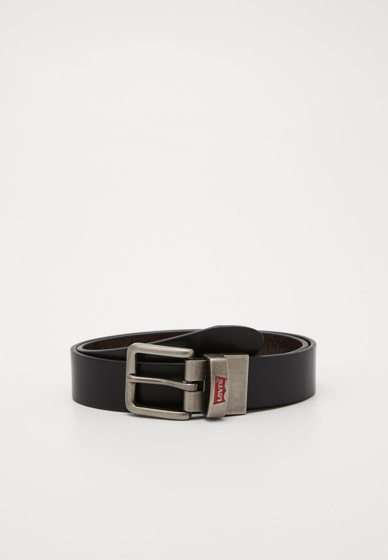 Levi's® - BATWING BUCKLE BELT - Bælter - black