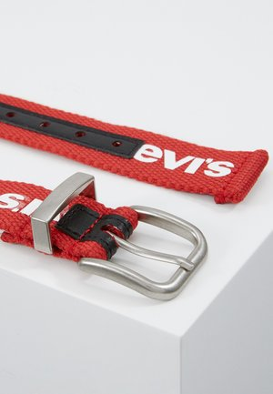WEBBING BELT - Belt - chilli peppers