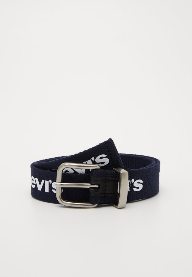 WEBBING BELT - Ceinture - dress blues
