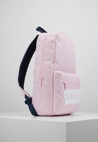 Levi's® - CORE BATWING BACKPACK - Sac à dos - pink lady - 4