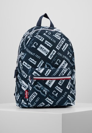 DAYPACK - Ryggsekk - dress blues/white