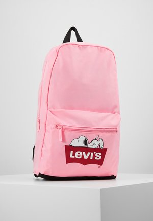 SLEEPY SNOOPY BACKPACK - Sac à dos - pink