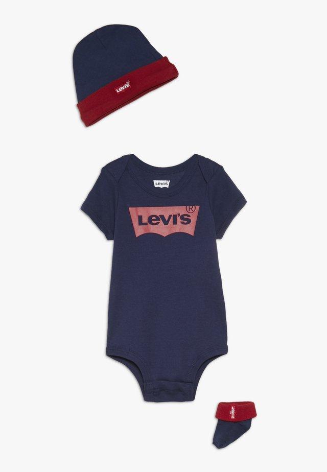 CLASSIC BATWING INFANT BABY SET - Regalo per nascita - dark blue