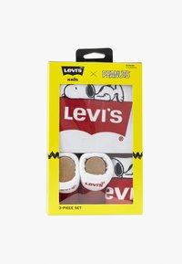 Levi's® - SNOOPY BABY SET - Body - white - 2