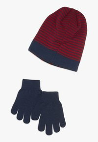 Levi's® - BEANIE GLOVE SET - Handschoenen - chili pepper - 1