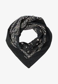 Levi's® - PAISLEY BANDANA - Šátek - regular black - 2