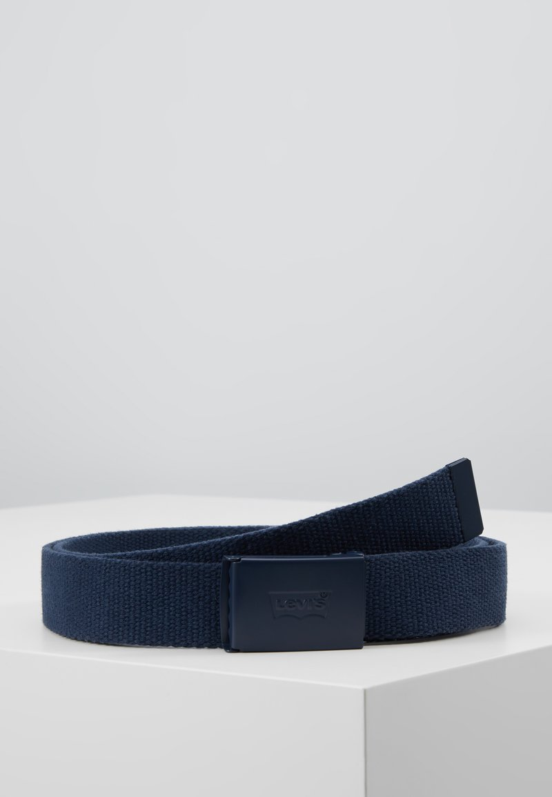 Levi's® - TONAL BELT - Belt - navy blue