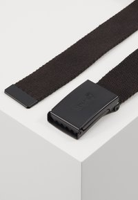 Levi's® - TONAL BELT - Ceinture - regular black - 3