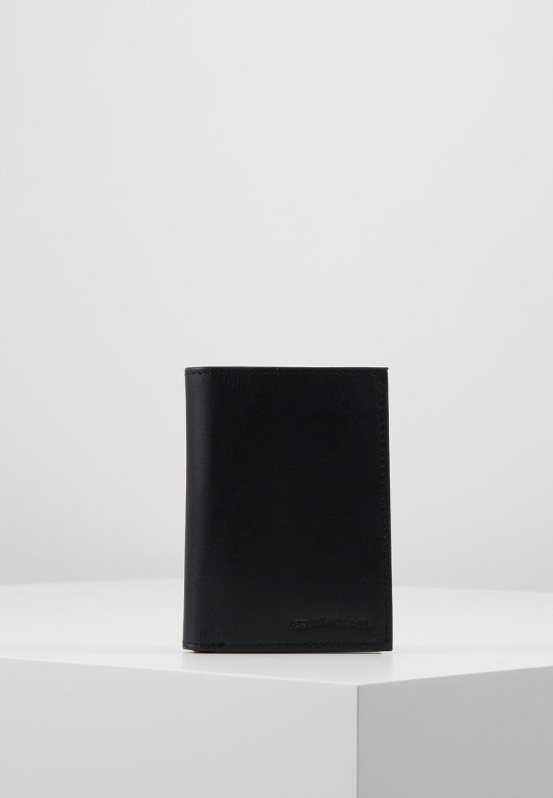 Levi's® - CASUAL CLASSICS KNOLL COIN BIFOLD - WAVE - Portefeuille - regular black