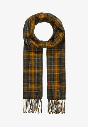 INGUADONA PLAID OBLONG - Sjaal - gold