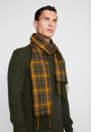 INGUADONA PLAID OBLONG - Écharpe - gold