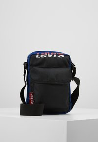 Levi's® - SERIES SMALL CROSS BODY COLOR BLOCK - Bandolera - royal blue - 0