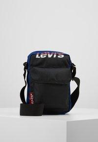Levi's® - SERIES SMALL CROSS BODY COLOR BLOCK - Borsa a tracolla - royal blue - 0