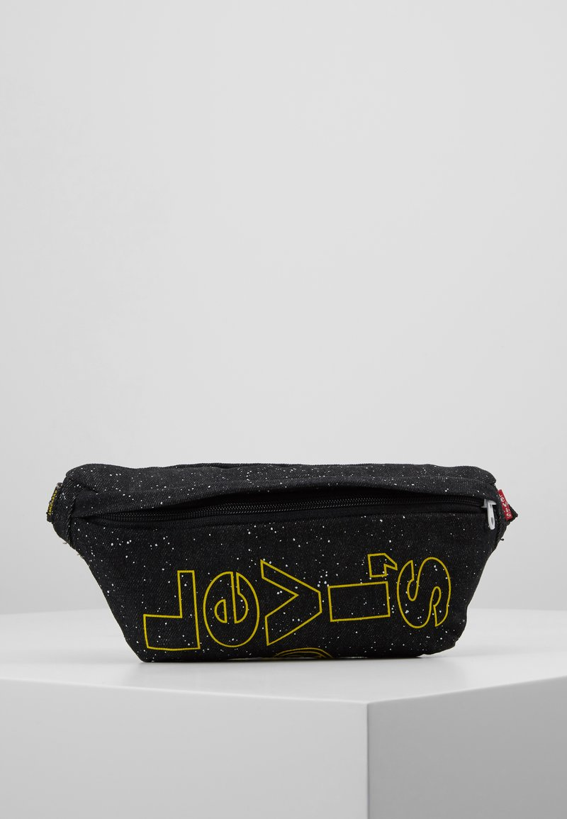 Levi's® - STAR WARS PRINT SLING - Borsa a tracolla - regular black