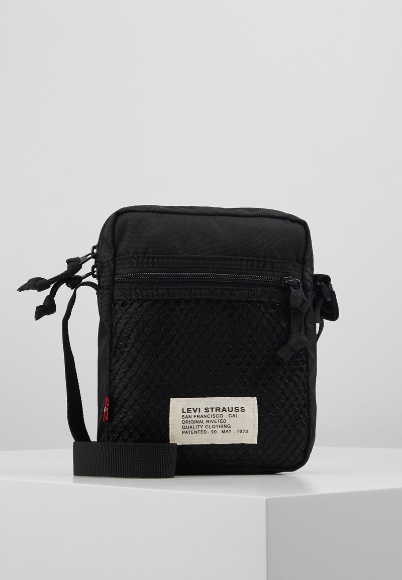 Levi's® - SERIES X-BODY - Torba na ramię - regular black
