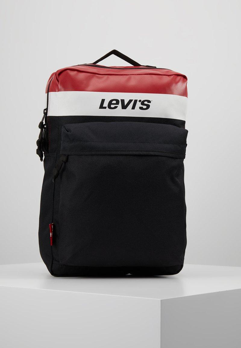 Levi's® - PACK STANDARD ISSUE COLORBLOCK - Ryggsekk - brilliant red